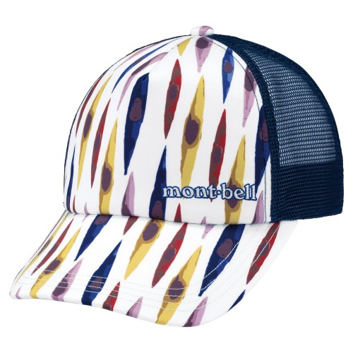 MESH LOGO CAP #3