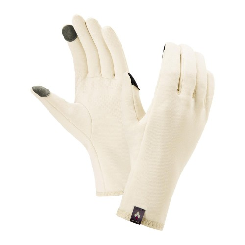 TRAIL ACTION GLOVES (IVORY) - WOMEN